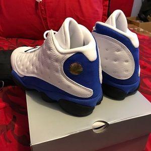 f7d2f47f40e335 Jordan Shoes - 2018 air Jordan xlll White royal size 10